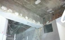 Umbauphase im Stadtbad Aachen