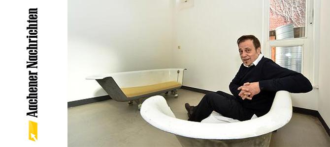 Badewannen als Sitzmöbel