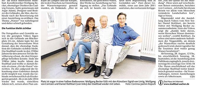 Artikel zu Wasser - Aachener Nachrichten