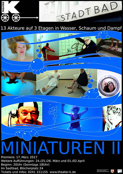 Flyer Miniaturen II