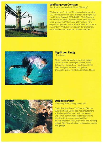 Ausstellung Wasser Flyer 02