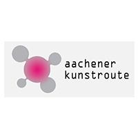 Logo aachener kunstroute