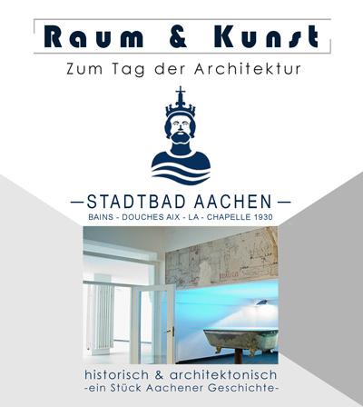 Bild Raum & Kunst Stadtbad Aachen