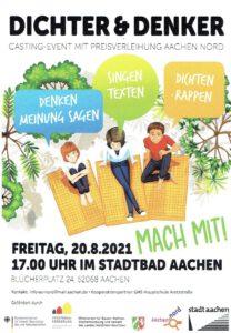 Dichter_und_Denker_Aachen_Plakat